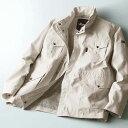 ジャケット S M L LL 3L 高機能フィールドジャケット(S〜3L) ベルーナ Belluna 40代 50代 60代 メンズ 紳士 ミセス 大人 ファッション 春 春服 アウター 羽織