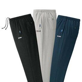 【在庫残りわずか】リラックスパンツ・ホームパンツ S M L LL 3L 【3本組】<ケー・スイス>夏に快適!吸汗速乾ジャージパンツ(S〜3L) ベルーナ 40代 50代 60代 メンズ 紳士 大人 ファッション 夏 夏服 パンツ 汗対策