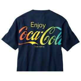 Tシャツ M L LL <Coca−Cola>Tシャツ(M〜LL) ベルーナ 40代 50代 60代 メンズ 紳士 大人 ファッション 夏 夏服 シャツ トップス プチプラ
