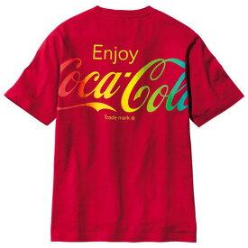 【最大1000円OFFクーポン配布中】●アウトレット●Tシャツ M L LL 3L 4L <Coca−Cola>Tシャツ(M〜4L) ベルーナ 40代 50代 60代 メンズ 紳士 大人 ファッション 夏 夏服 シャツ トップス プチプラ 在庫処分 在庫限り