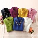 ハイネック プルオーバー ベルーナ レディース ファッション