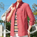 シャンブレー素材ジャケットアンサンブル ベルーナ 40代 50代 60代 レディース ミセス ファッション【タイムセール07…