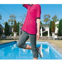 吸水速乾アクティブセットスーツ ベルーナ 40代 50代 60代 レディース ミセス ファッション【セット】【タイムセール0804】 夏