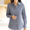 シルエットベーシックシャツ ベルーナ レディース ファッション