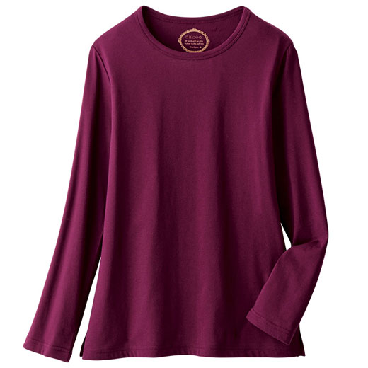 毎日活躍Uネックプルオーバー ベルーナ 40代 50代 60代 レディース ミセス ファッション アウトレット 秋 冬 タイムセール 再販売