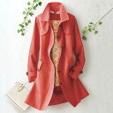 ライナー ステンカラー ベルーナ レディース ファッション