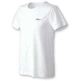 <adidas neo>綿100%Tシャツ ベルーナ Belluna 40代 50代 60代 メンズ 紳士 男性 ファッション adidas アディダス スポーツブランド サマーセール 【在庫残りわずか】