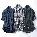 肌ざわりやわらか夏ダブルガーゼシャツ ベルーナ 40代 50代 60代 紳士 メンズ ファッション【メンズアイテム】