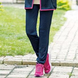 ●アウトレット● フルレングス レディース 女性<FILA>アクティブ素材スポーツパンツ 股下64cm ベルーナ 40代 50代 60代 レディース 女性 ミセス ファッション FILA フィラ スポーツブランド フィラ 在庫処分 在庫限り SALE セール #sport