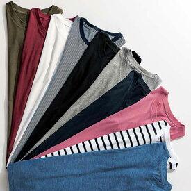 【最大1,000円OFFクーポン配布中】Tシャツ カットソー 半袖丸首5L 丸首4L 丸首3L V首5L V首4L V首3L 何枚あっても便利!ベーシックTシャツ ベルーナ 40代 50代 60代 ミセス ファッション Tシャツ メンズ 黒 半袖 大きいサイズ