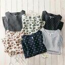 パジャマ 3L 4L 5Lプリントパジャマ(3L〜5L) ベルーナ 40代 50代 60代 レディース ミセス ファッション 大きいサイズ パジャマ ルームウェア 黒 夏 夏服 花柄