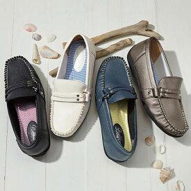 シューズ しなやかソールのドライビングシューズ ベルーナ 40代 50代 60代 レディース ミセス ファッション 夏服 シューズ 靴 Belluna