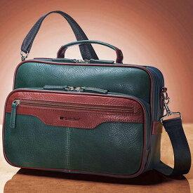 280844843374 ファッション<ゴールデンベア>イタリアンレザー使用横型ショルダーバッグ ベルーナ 40代 50代