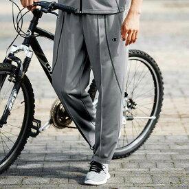 スポーツウェア 3L 4L 5L<Champion>ジャージ素材パンツ(3L〜5L) ベルーナ 40代 50代 60代 ファッション 大きいサイズ スポーツウェア メンズ 男性 紳士 ウエスト総ゴム 夏 夏服 ズボン