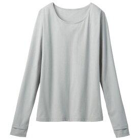 ●アウトレット●インナーシャツ M LL L遮熱 指穴付き長袖(M〜LL) ベルーナ 40代 50代 60代 レディース ミセス ファッション SALE インナー シャツ 下着 在庫処分 在庫限り