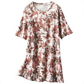 Tシャツ M L LL選べる!!大人のTシャツコレクション ベルーナ 30代 40代 ファッション レディース シャツ トップス ゆったり 綿100% タイムセール タイムセール ルフラン