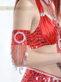 【2D-720】ベリーダンス アクセサリーベリーダンス衣装 アーム(2個)