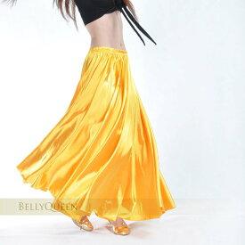【789】ベリーダンス スカートベリーダンス 衣装 軽やか (全14色)色も豊富!ロングスカート ダンス 衣装 ステージ衣装 レッスン着 練習着 ハロウィン コスプレ アラビアン おしゃれ 華やか ブラック レッド ブルー