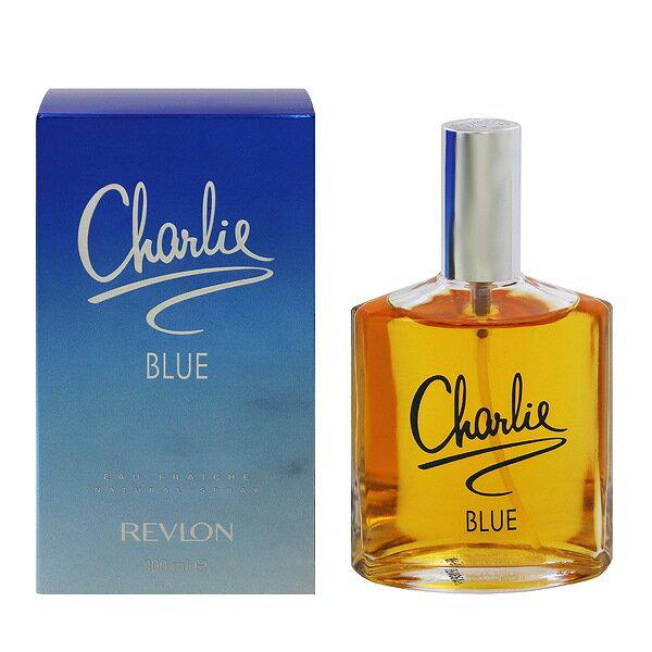 【レブロン】 チャーリ— ブル— オ— フレーシュ 100ml 【香水・フレグランス:フルボトル:レディース・女性用】【チャーリー】【REVLON CHARLIE BLUE EAU FRAICHE】
