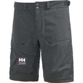 【ヘリーハンセン】 HP HTショーツ(メンズ) [カラー:エボニー] [サイズ:33] #HH21417-EB 【スポーツ・アウトドア:ジョギング・マラソン:ウェア:メンズウェア】【HELLY HANSEN】
