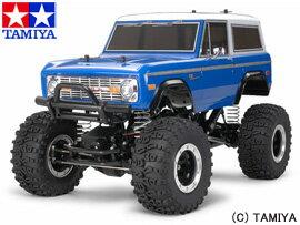 【タミヤ】 1/10 電動RCカ— No.436 フォード ブロンコ 1973 【玩具:ラジコン:オフロードカー:組み立てキット】【1/10RC ツーリングカー】【TAMIYA FORD BRONCO 1973】
