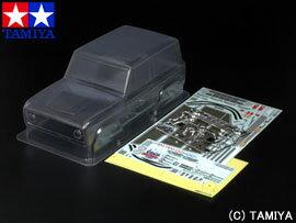 【タミヤ】 SPパーツ SP.1388 フォード ブロンコ 1973 スペアボディセット 【玩具:ラジコン:パーツ:ボディ】【SPパーツ】【TAMIYA】