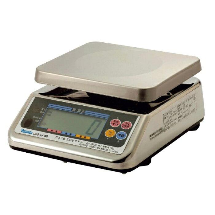 【大和製衡】ヤマトデジタル上皿はかりUDS-1VN-WP-66kg【キッチン用品:調理用具・器具:計量器】【YAMATOSCALE】