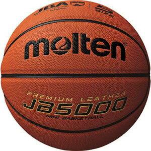 【4000円offなどクーポン発行中 6/24 9:59まで】 【送料無料】 バスケットボール 5号球 JB5000 ミニバスケットボール公式試合球 #B5C5000 [あす楽] 【モルテン: スポーツ・アウトドア バスケットボー