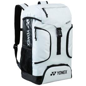 【ヨネックス】 アスレバックパック [カラー:ホワイト] [サイズ:32×23×55cm(37L)] #BAG168AT-11 【スポーツ・アウトドア:テニス:ラケットバッグ】【YONEX】