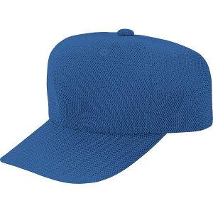 【ゼット】 キャップ 六方角型試合用Wメッシュキャップ [サイズ:61cm] [カラー:ロイヤルブルー] #BH563-2500 【スポーツ・アウトドア:野球・ソフトボール:ウェア:競技用野球帽】【ZETT】