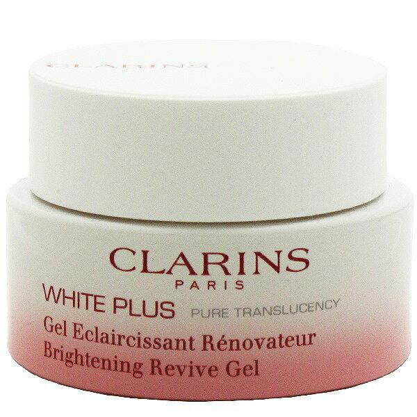 【クラランス】 ホワイト-プラス ブライト ナイト ジェル 50ml 【化粧品・コスメ:スキンケア:クリーム】【ホワイト-プラス】【CLARINS WHITE PLUS PURE TRANSLUCENCY BRIGTENING REVIVE GEL】