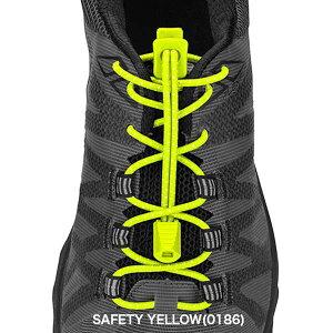 【ネイサン】 ランレース [カラー:セーフティイエロー] [サイズ:フリー] #NS1170-0186 2本入り(両足分) 【スポーツ・アウトドア:ジョギング・マラソン:シューズ】【NATHAN】