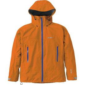 【プロモンテ】 ゴアテックス オールウェザージャケット メンズ [サイズ:M] [カラー:オレンジ] #SJ007M-OG 【スポーツ・アウトドア:その他雑貨】【PUROMONTE】