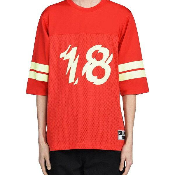 【ナイキ】 ナイキ SB x アンタイヒーロ— ジャージ [サイズ:L] [カラー:スピードレッド×オーロラ×ベアリーボルト] #AJ2249-688 【スポーツ・アウトドア:アウトドア:ウェア:メンズウェア:アウター】【AJ2249-688】【NIKE Nike SB x Anti Hero Jersey】