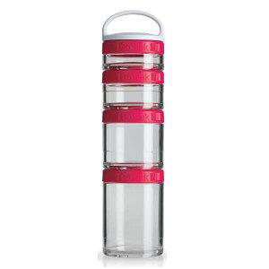【ブレンダーボトル】 ブレンダーボトル ゴースタック スターター4パック [カラー:ピンク] #BBGSS4P-PK 【スポーツ・アウトドア:フィットネス・トレーニング:スポーツ器具】【BLENDER BOTTLE Blende