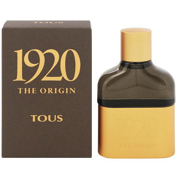 【トウス】 1920 ザ オリジン オーデパルファム・スプレータイプ 60ml 【香水・フレグランス:フルボトル:メンズ・男性用】【TOUS 1920 THE ORIGIN DE PARFUM SPRAY】