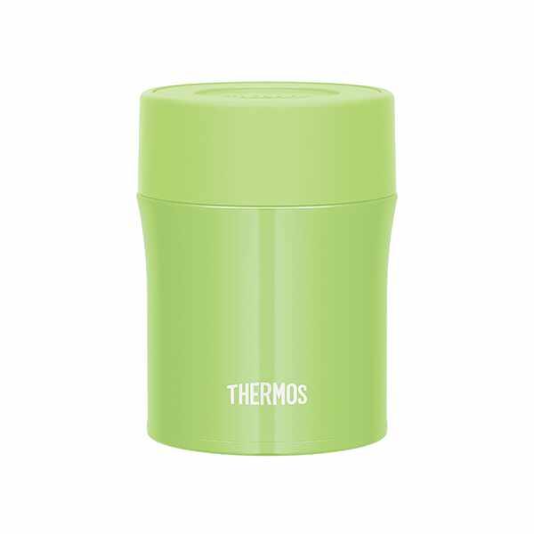 【サーモス】 真空断熱スープジャ— JBM502 [容量:500ml] [カラー:アボガド] #JBM-502-AVD 【キッチン用品:お弁当グッズ:お弁当箱:保温機能付き】【THERMOS】