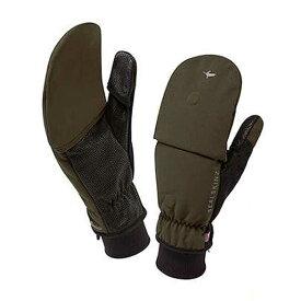 【シールスキンズ】 アウトドアスポーツミトン(防水・防寒) [サイズ:XL] [カラー:オリーブ] #1211428-300 【スポーツ・アウトドア:アウトドア:ウェア:メンズウェア:手袋】【SEALSKINZ】