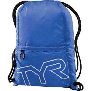 【ティア】 ドローストリング サックパック [カラー:ロイヤル] [サイズ:46×34cm(13L)] #LPSO2-428 【スポーツ・アウトドア:水泳】【TYR DRAWSTRING SACK PACK】