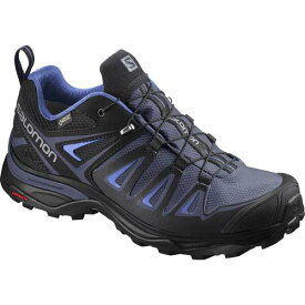 【サロモン】 X ウルトラ 3 GTX ゴアテックス W レディース [サイズ:24.0cm] [カラー:クラウンブルー×インディアインク] #L40002700 【スポーツ・アウトドア:登山・トレッキング:靴・ブーツ】【SALOMON X ULTRA 3 GORE-TEX W】