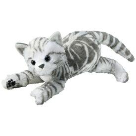 【トレンドマスタ—】 なでなでねこちゃんDX2 アメショ— 【玩具:ぬいぐるみ:ネコ】【なでなでねこちゃんDX2】【TRENDMASTER】
