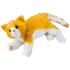 【トレンドマスタ—】なでなでねこちゃんDX2とら【玩具:ぬいぐるみ:ネコ】【なでなでねこちゃんDX2】【TRENDMASTER】