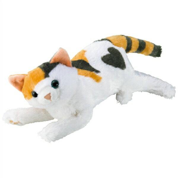 【トレンドマスタ—】 なでなでねこちゃんDX2 みけ 【玩具:ぬいぐるみ:ネコ】【なでなでねこちゃんDX2】【TRENDMASTER】