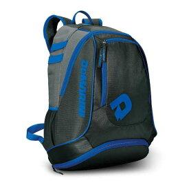 【ウィルソン】 ディマリニ サボタージュ バックパック(野球バット2本入れ) [カラー:ロイヤル] [サイズ:L33×W23×H52cm] #WTD9411-RO 【スポーツ・アウトドア:スポーツウェア・アクセサリー:スポーツバッグ:バックパック・リュック】【WILSON】