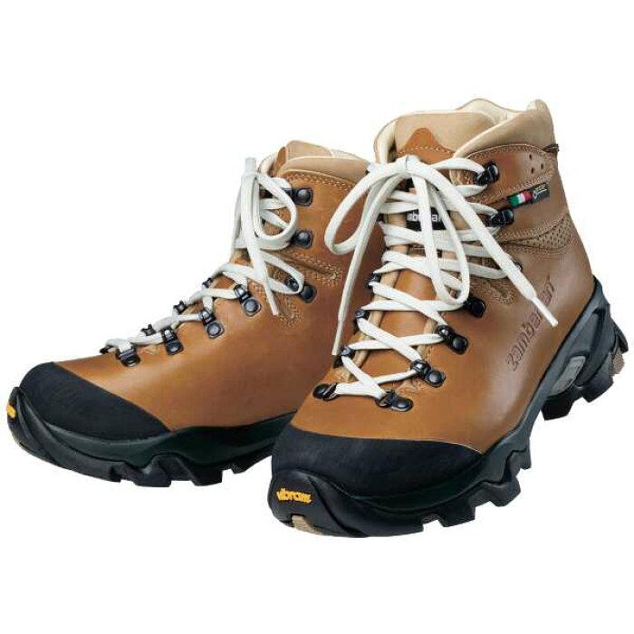 【ザンバラン】ビオーズLUXGTWsレディース[サイズ:41(25.5cm)][カラー:キャメル]#1120135-443【スポーツ・アウトドア:登山・トレッキング:靴・ブーツ】【ZAMBERLAN】