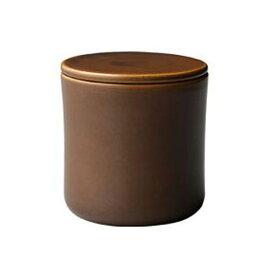 【5%offクーポン(要獲得) 12/11 9:59まで】 コーヒーキャニスター ブラウン 【キントー: キッチン用品 容器・ストッカー・調味料入れ 保存容器(材質別)】【KINTO】