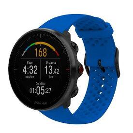 【5%offクーポン(要獲得) 11/26 9:59まで】 【送料無料】 Vantage M(ヴァンテージM) 日本正規品 手首心拍計測搭載GPSウォッチ [カラー:ブルー] [バンドサイズ:M/L] #90080197 【ポラール: スポーツ・アウトドア ジョギング・マラソン GPS】【POLAR】