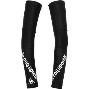 【ルコックスポルティフ】 サーマルアームカバ? [サイズ:M] [カラー:ブラック] #QCMOGX01-BLK 【スポーツ・アウトドア:自転車・サイクリング:ウェア:メンズウェア:インナーウェア・ウォーマ