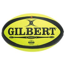 【ギルバート】 AWB-5000PLUS/YW ラグビーボール5号球 蛍光イエローモデル #GB-9185 【スポーツ・アウトドア:ラグビー:ボール】【GILBERT】
