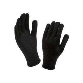 【シールスキンズ】 Solo Merino Glove Liner(インナーグローブ) [カラー:ブラック] #121089-001 【スポーツ・アウトドア:アウトドア:ウェア:メンズウェア:手袋】【SEALSKINZ】